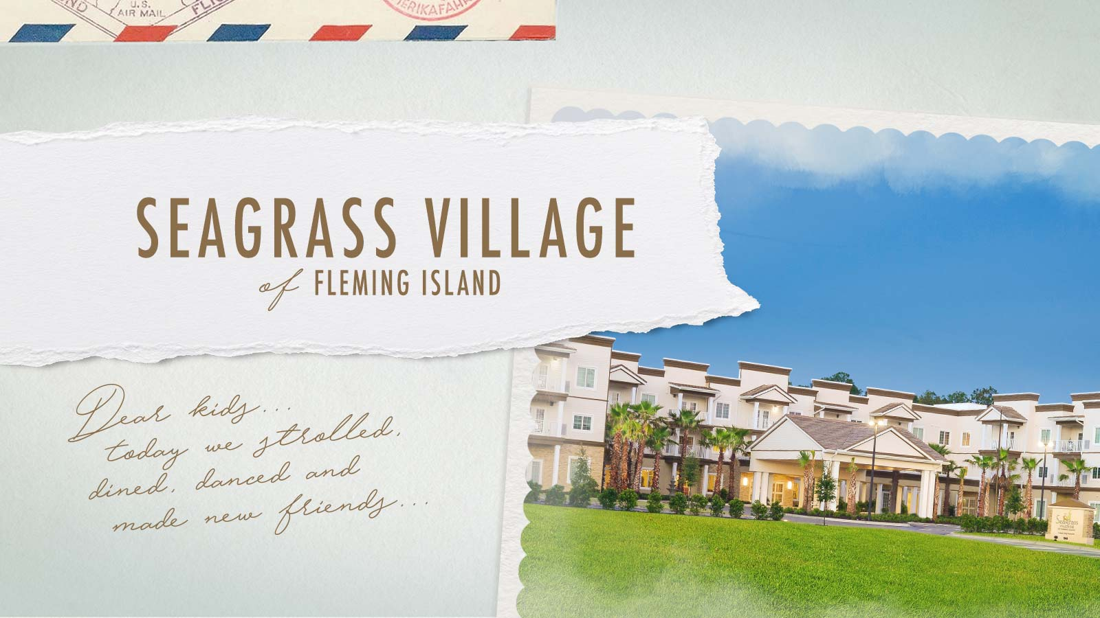 Seagrass Village of Fleming Island